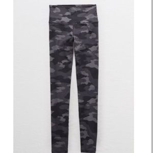 Pants - ▪️ High waisted grey camo leggings